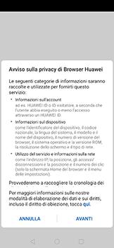 Huawei Nova 5T - Internet e roaming dati - Uso di Internet - Fase 4