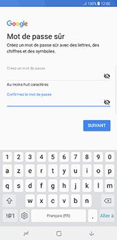 Samsung Galaxy Note 8 - Applications - Créer un compte - Étape 14