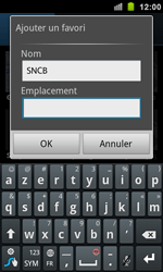 Samsung I9100 Galaxy S II - Internet - navigation sur Internet - Étape 9