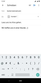 Nokia 9 - E-Mail - E-Mail versenden - Schritt 9