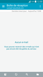 Samsung G530FZ Galaxy Grand Prime - E-mail - Configuration manuelle (outlook) - Étape 4