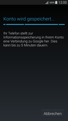 Samsung Galaxy A5 - Apps - Konto anlegen und einrichten - 15 / 22