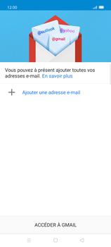 Oppo Find X2 Lite - E-mails - Ajouter ou modifier votre compte Gmail - Étape 5