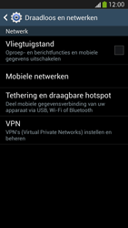 Samsung I9505 Galaxy S IV LTE - Internet - Mobiele data uitschakelen - Stap 5