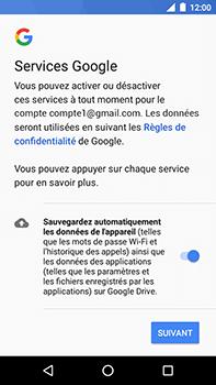 Motorola Moto E4 Plus - E-mails - Ajouter ou modifier votre compte Gmail - Étape 13
