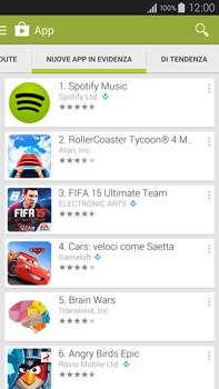 Samsung Galaxy Note 4 - Applicazioni - Installazione delle applicazioni - Fase 11
