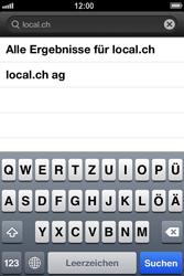 Apple iPhone 3GS - Apps - Installieren von Apps - Schritt 5