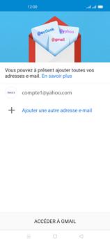 Oppo Reno 4Z - E-mails - Ajouter ou modifier votre compte Yahoo - Étape 13