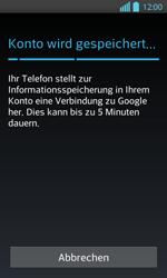 LG Optimus L7 II - Apps - Konto anlegen und einrichten - 21 / 25