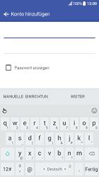 HTC 10 - Android Nougat - E-Mail - Konto einrichten - Schritt 7