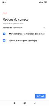 Xiaomi Mi Mix 3 5G - E-mail - configuration manuelle - Étape 20
