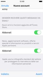 Apple iPhone 5 iOS 9 - Applicazioni - Configurazione del negozio applicazioni - Fase 17