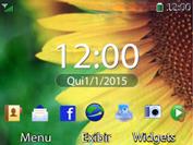 Huawei U6020 - Funções básicas - Como atualizar o software do seu aparelho - Etapa 1
