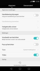 Huawei P8 - SMS - Handmatig instellen - Stap 5