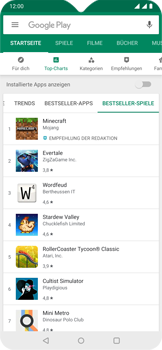 OnePlus 6T - Apps - Herunterladen - 11 / 19