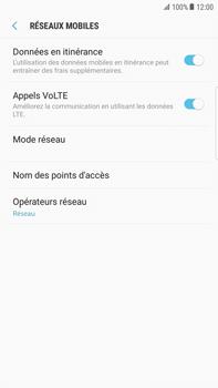 Samsung Samsung G928 Galaxy S6 Edge + (Android N) - Internet - Désactiver du roaming de données - Étape 6
