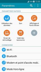 Samsung A300FU Galaxy A3 - Wifi - configuration manuelle - Étape 3