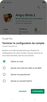 Oppo Reno 2Z - Applications - Télécharger une application - Étape 19