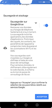 Huawei P20 - Android Pie - E-mail - 032a. Email wizard - Gmail - Étape 11