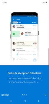 Samsung Galaxy Note 10 - E-mails - Ajouter ou modifier votre compte Outlook - Étape 11