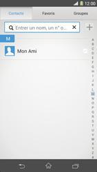 Sony Xpéria Z1 - Contact, Appels, SMS/MMS - Envoyer un MMS - Étape 7
