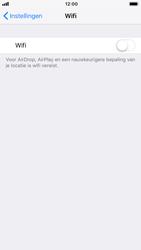 Apple iPhone 6s - iOS 12 - Wifi - handmatig instellen - Stap 4