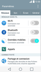 LG H320 Leon 3G - Bluetooth - connexion Bluetooth - Étape 6