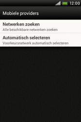 HTC A320e Desire C - netwerk en bereik - gebruik in binnen- en buitenland - stap 6