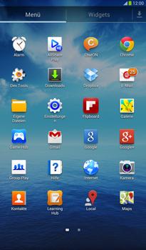 Samsung Galaxy Tab 3 7-0 - Bluetooth - Geräte koppeln - 1 / 1