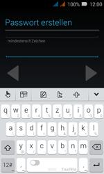 Huawei Y3 - Apps - Konto anlegen und einrichten - Schritt 10