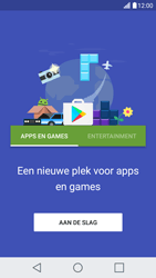 LG LG X Screen - apps - app store gebruiken - stap 3