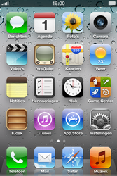 Apple iPhone 4 S - E-mail - E-mails verzenden - Stap 2