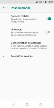 ZTE Blade V9 - Internet - Désactiver les données mobiles - Étape 6