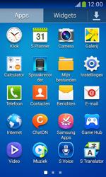 Samsung S7275 Galaxy Ace 3 - Wifi - handmatig instellen - Stap 2
