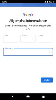 Sony Xperia XZ2 Premium - Android Pie - Apps - Konto anlegen und einrichten - Schritt 10