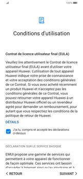Huawei P Smart Z - Premiers pas - Configuration de l