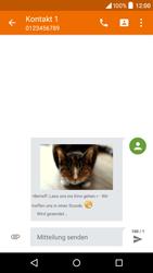"""Alcatel Idol 3 - 4.7"""" - MMS - Erstellen und senden - 20 / 21"""