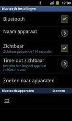 Samsung I8160 Galaxy Ace II - bluetooth - aanzetten - stap 8