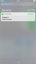 Apple iPhone 7 - iOS features - Personnaliser les notifications - Étape 14