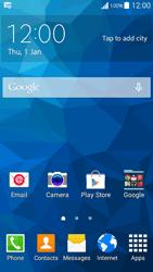 Samsung G530FZ Galaxy Grand Prime - Internet - Automatic configuration - Step 3
