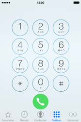 Apple iPhone 4S (iOS 8) - sms - handmatig instellen - stap 6