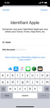 Apple iPhone XR - iOS 13 - Données - créer une sauvegarde avec votre compte - Étape 6