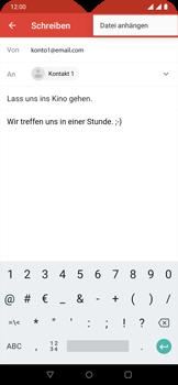 OnePlus 6T - E-Mail - E-Mail versenden - 10 / 17