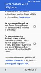 HTC Desire 530 - Premiers pas - Créer un compte - Étape 27