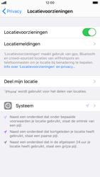 Apple iPhone SE (2020) (Model A2296) - Beveiliging en ouderlijk toezicht - Zoek mijn iPhone inschakelen - Stap 6