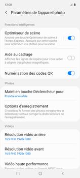 Samsung Galaxy A51 5G - Photos, vidéos, musique - Prendre une photo - Étape 8