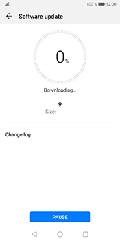 Huawei Mate 10 Pro - Android Pie - Software - Installing software updates - Step 6