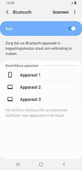 Samsung galaxy-s9-sm-g960f-android-pie - Bluetooth - Aanzetten - Stap 6