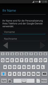 Samsung Galaxy Note 4 - Apps - Einrichten des App Stores - Schritt 5