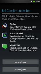 HTC One Mini - Apps - Konto anlegen und einrichten - 16 / 24